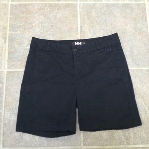 Helly Hansen cotton shorts.